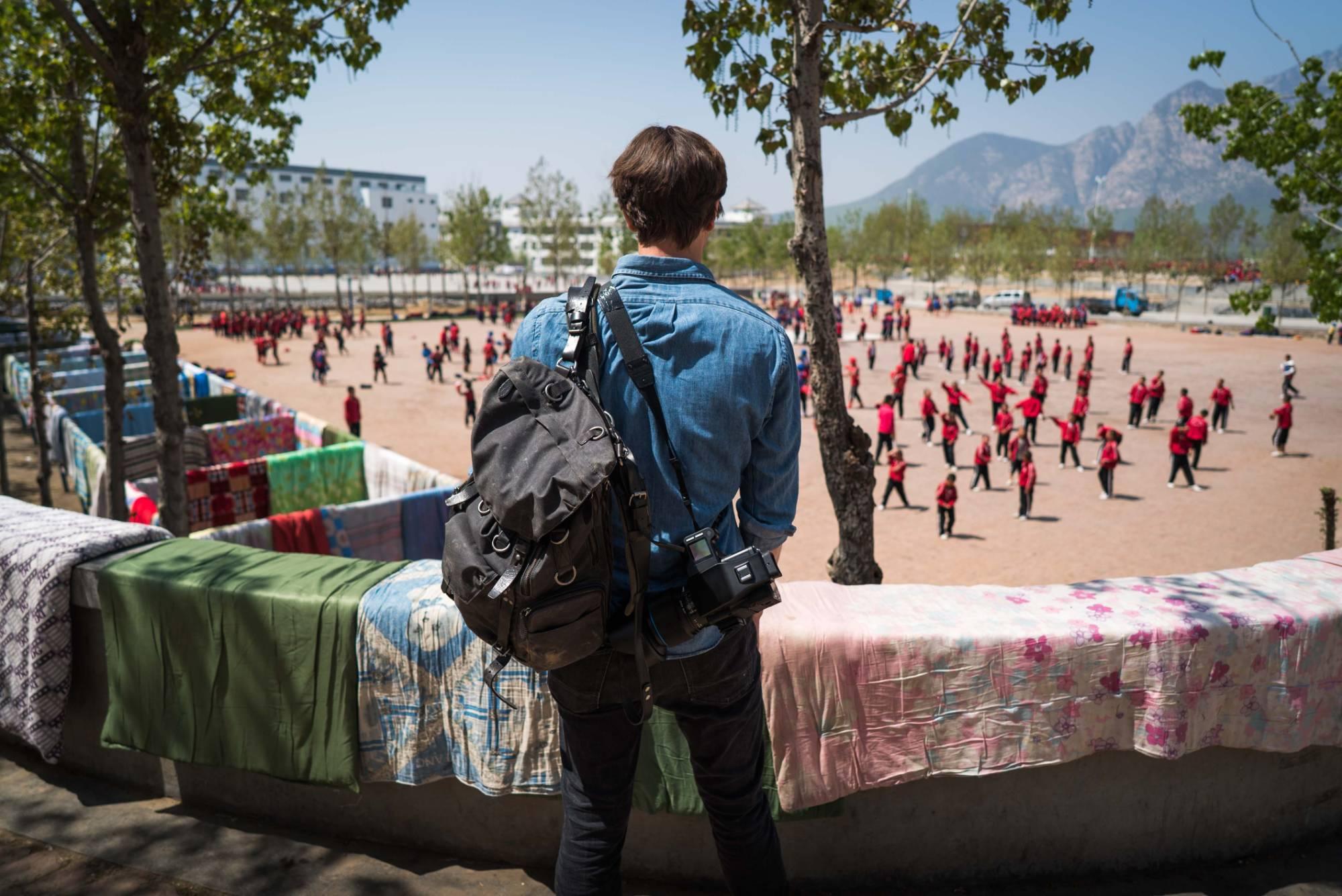 Het rechte pad door het hart van china vpro for Door het hart van china