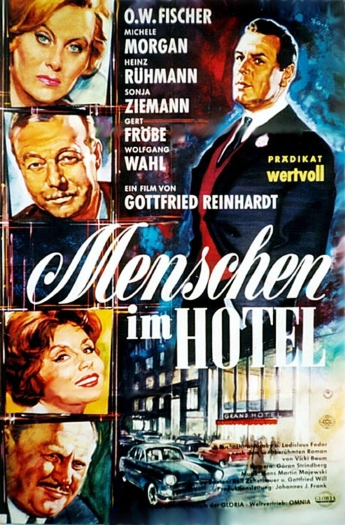 Menschen Im Hotel