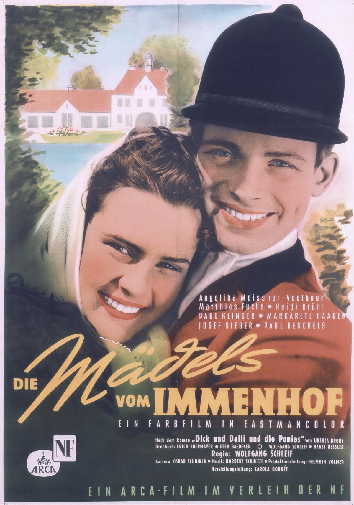 Die Mädels vom Immenhof - vpro cinema - VPRO